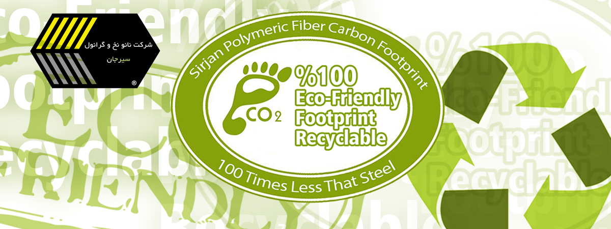 Eco-Friendly, Footprint, Recyclable